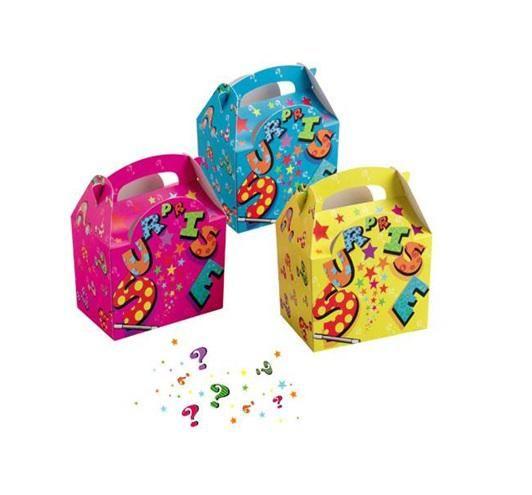 Surprise Party Prefilled Pack (5Pcks)