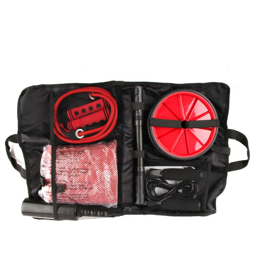 Core Activity Fitness Set - Red/Black