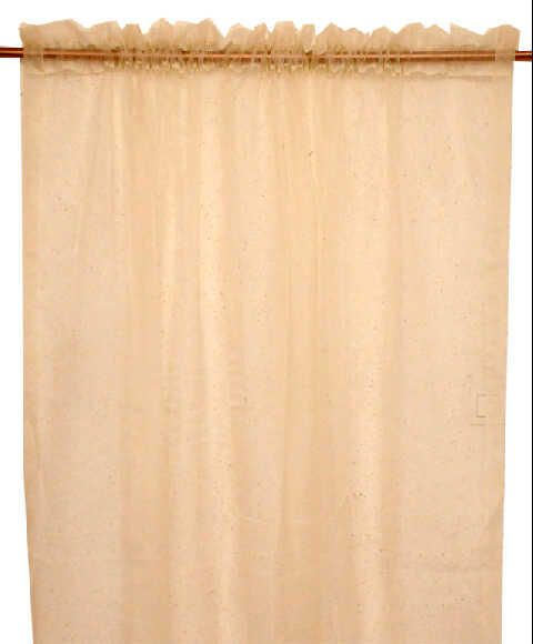 Vivian Sheer Curtain for Day Blind