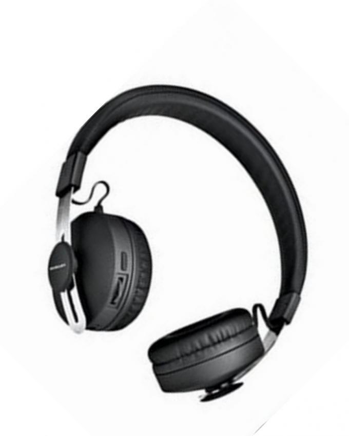 merkury signals bluetooth on ear headphones black buy online jumia nigeria. Black Bedroom Furniture Sets. Home Design Ideas