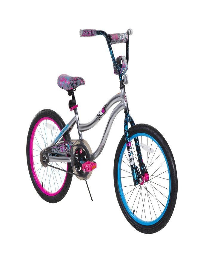 """20"""" Dynacraft Monster High Bike"""