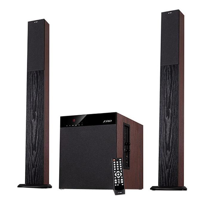 T-400X Home Theatre Tower Speakers with Subwoofer