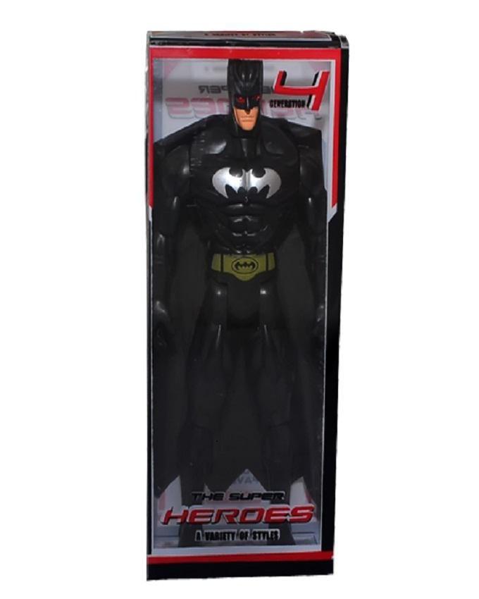 Batman Arkham Knight Bendable Action Figure Toy