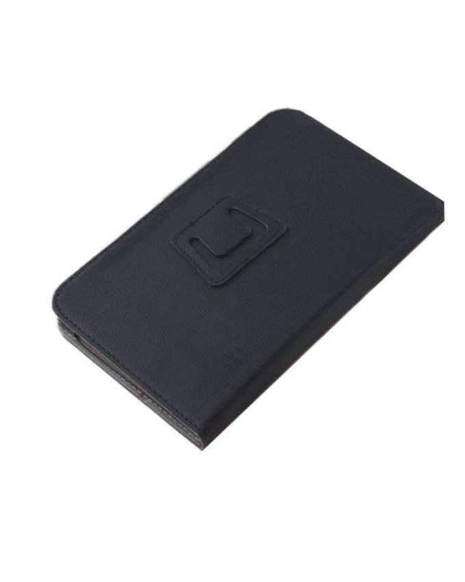 10.1 Inches Tablet Leather Case - Black