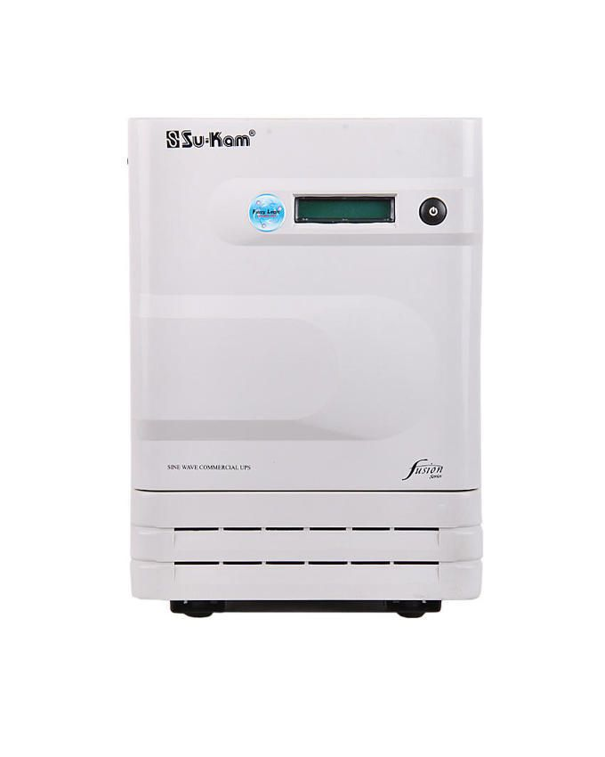 3.5KVA/48V Pure Sinewave Home Inverter - Black/White