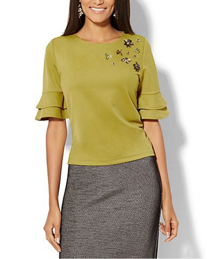 New york co women 39 s clothing buy online jumia nigeria for New york and company dress shirts