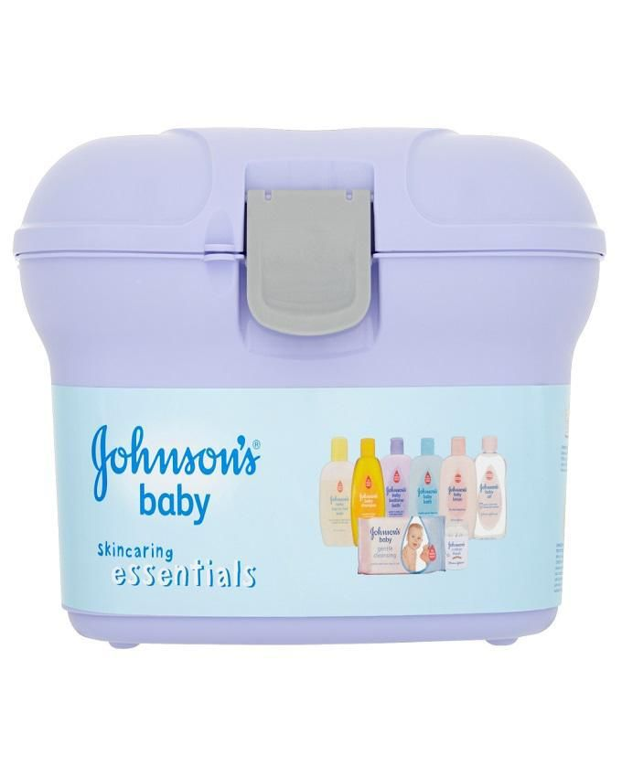 Johnson's Baby Care Essentials Box