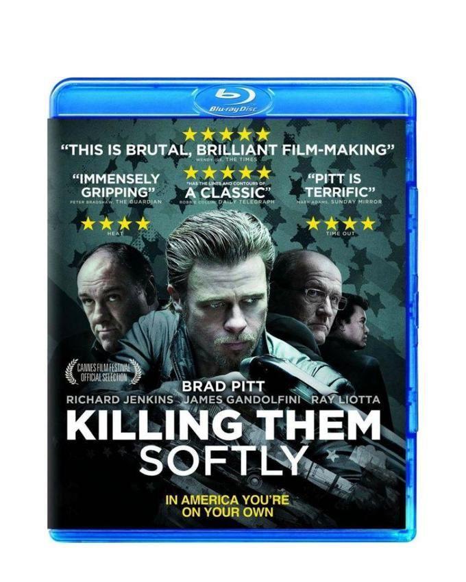 Blu-Ray Disc - Killing Them Softly