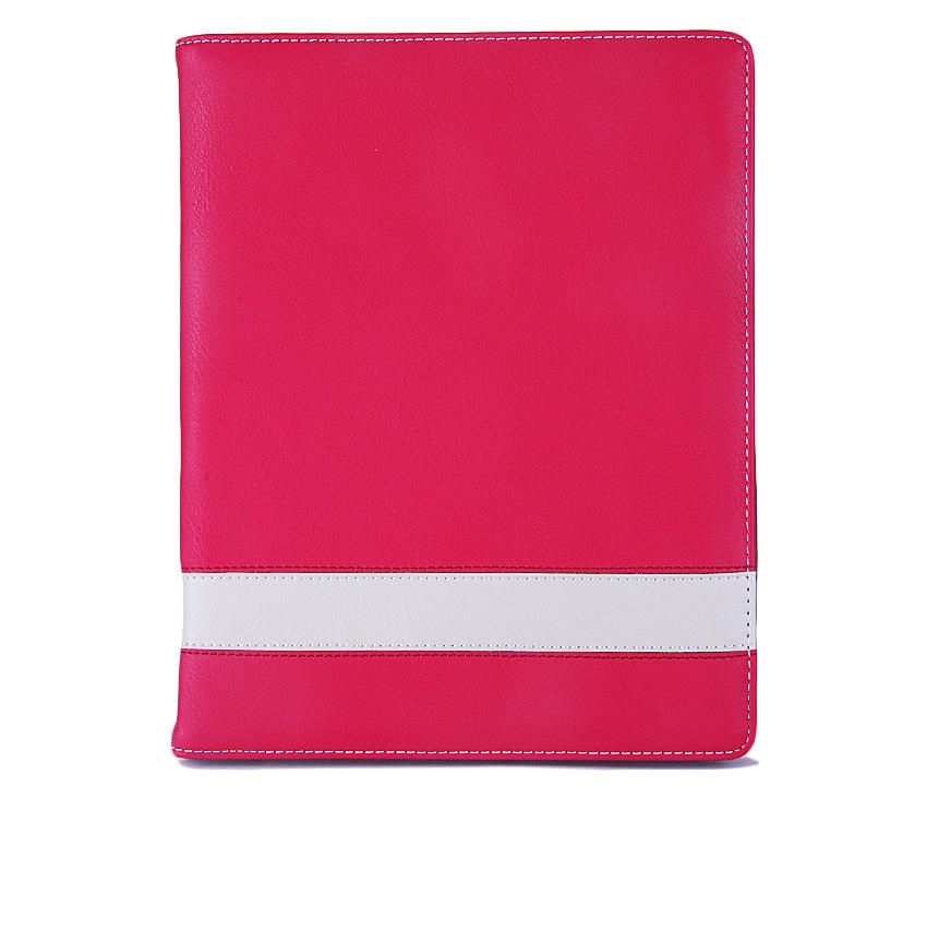 9.7-Inch Leather Case for Apple iPad Tablets - Pink