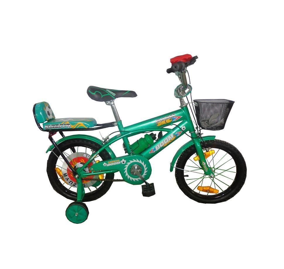 Kids 16'' BMX Bicycle - Green