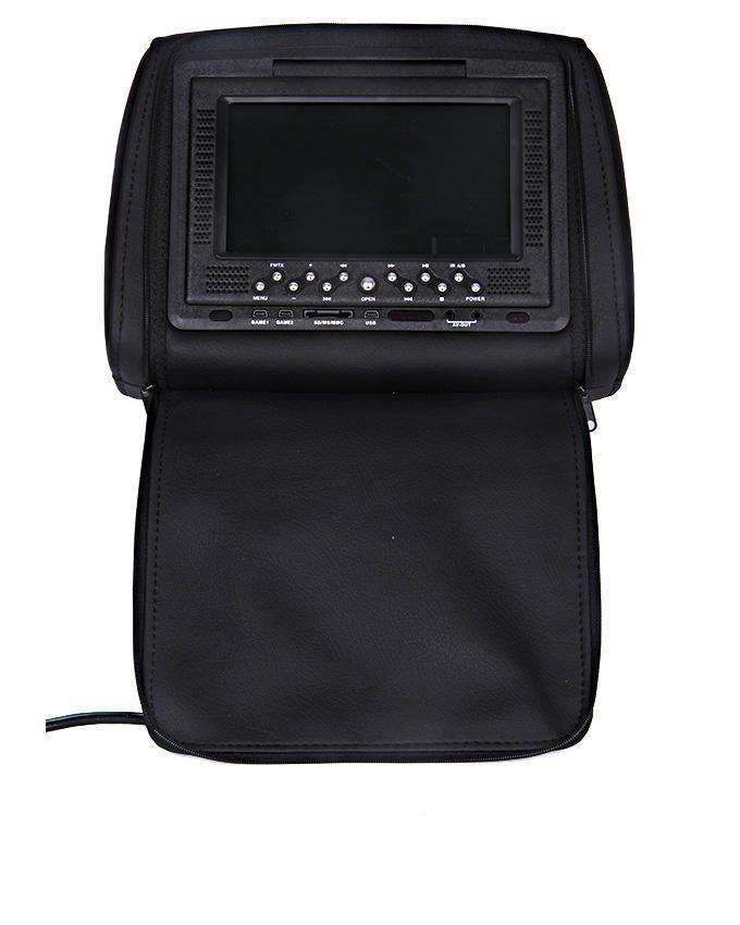 DVD Entertainment System Automobile Headrest