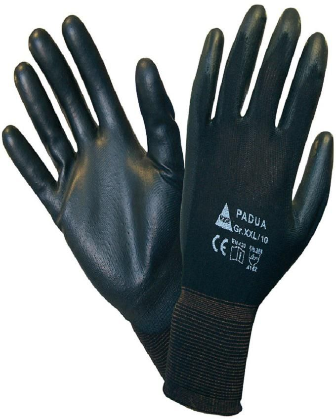 Work & Safety Glove Padua - Black