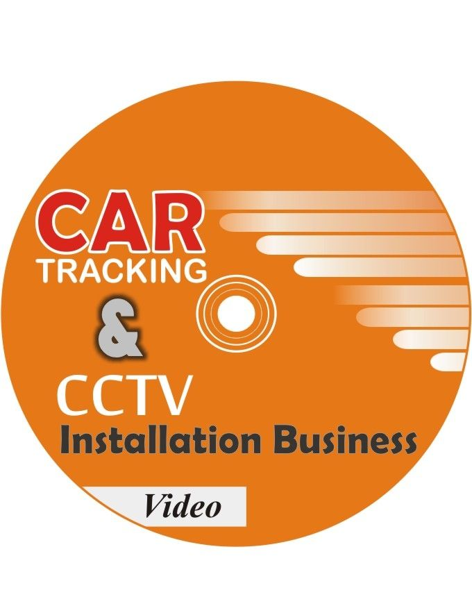Car Tracking & CCTV Installation Business - Video