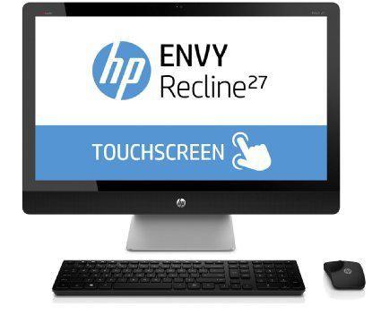 ENVY Recline 27-k151 Intel Core i5 (8GB,1TB SSHD) 27-Inch Windows 8 All-in-One Touchscreen Desktop