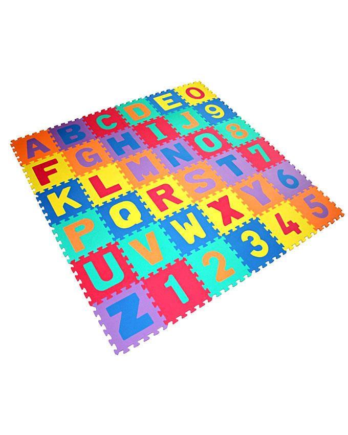 Alphabet Activity Children Playmat