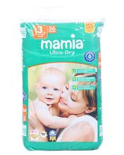 Diapers & Wipes Mamia Ultra Dry Midi Nappies - Size 3