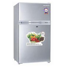 Double Door Refrigerator PV-DD201L - Silver