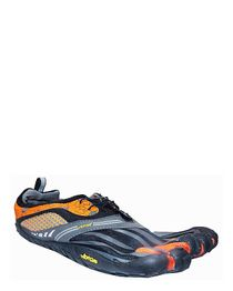 more photos 2db4e 55673 vibram fivefingers bikila orange green