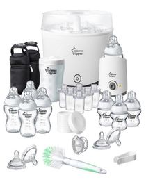 tommee tippee single bottle travel steriliser instructions
