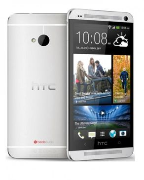 HTC ONE - Silver