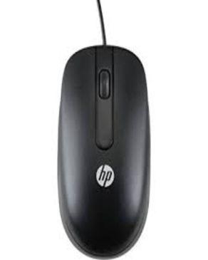 HP 3-Button USB Laser Mouse - Black