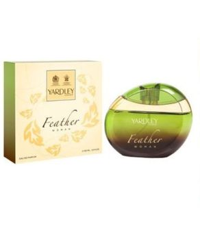 YARDLEY Feather Eau De Perfume for women 100ML