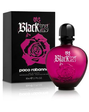 Paco Rabanne Black Xs EDT 80ml For Women