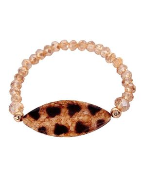 Sharonita Accessories Dave Unisex Bracelet - Gold