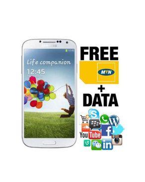Galaxy S4 i9500-White