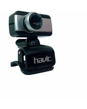 Havit Digital Web Camera HV-N5082 with Built-In Microphone