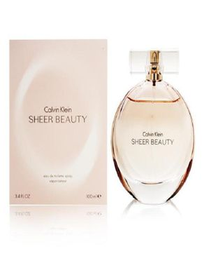 Calvin Klein Sheer Beauty For Women- 100ml