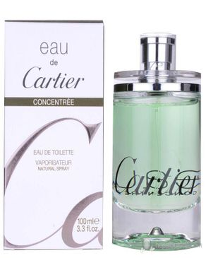 Cartier Concentree EDT 100ml