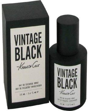 Kenneth Cole Vintage Black Eau De Toilette - 100 ml For Men