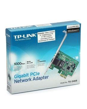 TP-Link TP-Link - Gigabit PCI Express Network Adapter - TG-3468