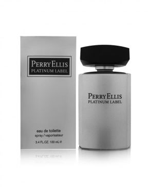 Perry Ellis Platinum Label EDT 100ml