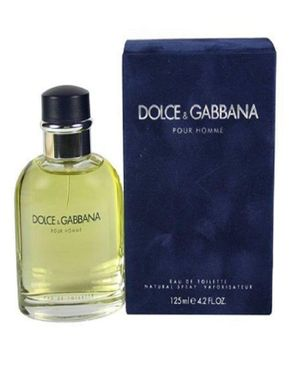 Dolce & Gabbana Pour Homme EDT 100ml Perfume For Men