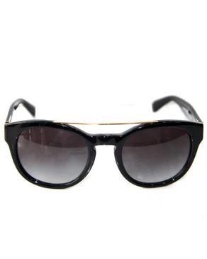 D & G 4274-501/8G Unisex Sunglasses - Black