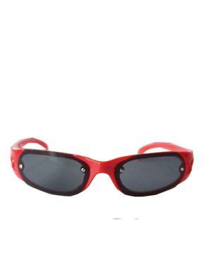 Fashion Dark Shade Unisex Sunglasses-Red