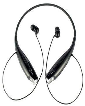 LG Tone HBS-730 Wireless Bluetooth Headset With heavy Sound - Black