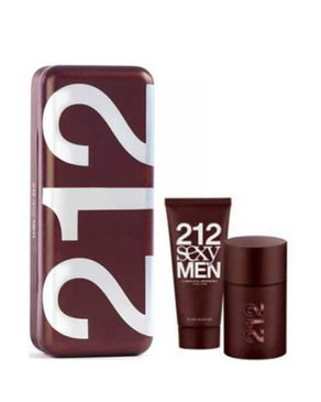 Carolina Herrera 212 Sexy Men Perfume Gift Set EDT 100ml