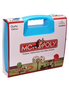Auldon Monopoly For Age 8+