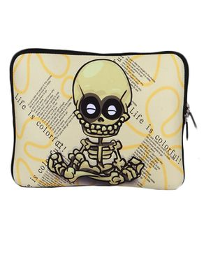 Universal Skeleton 8, 10, & 10.1 Tablet Sleeve