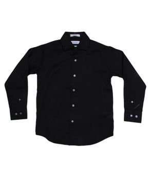 Lightweight Long Sleeve Shirt - Black