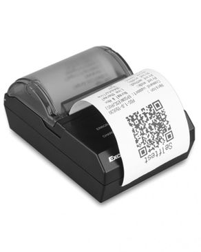 Excelvan (Reduced Shipping Fee) HOP-E200 - Wireless Bluetooth Thermal Dot Receipt Printer 58mm UK - Black