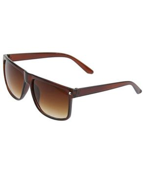 Fashion Unisex Designer Sunglasses- Brown