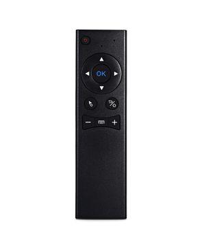 iPazzPort TZ MX6 Wireless Voice Remote Control Air Mouse - Black