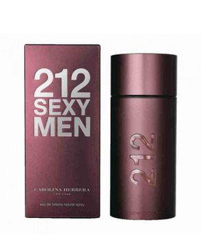 Carolina Herrera 212 Sexy EDT 100ml For Men