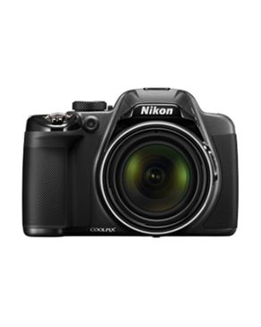 Nikon Coolpix P530 16.1MP Digital Camera - Black