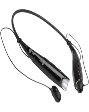 LG TONE+ HBS-730 Wireless Bluetooth Stereo Headset - Black