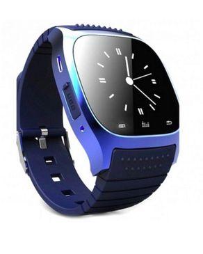 Universal Luxurious M26 Bluetooth Smart Watch - Blue